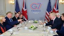 Lûtkeya G7'an aborî, avhewa û şewatên li Amazonan nîqaş dike
