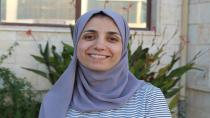 Wijdan Nûredîn: Ji bo piştgiriya Berxwedana Rûmetê em ji Başûr hatin