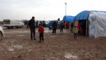 Barana xêrê ji bo koçberên Serêkaniyê veguherî xezebê