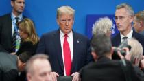 Trump: Me tevkariya xwe di NATO`yê de kêm kir
