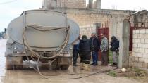 Li tevahî stasyonên sotemeniyê yên Qamişlo mazot peyda dibe