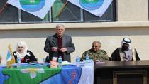 Partiya Pêşerojê ya Sûriyê li Mergedayê civînek li dar xist