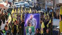 Li gelek navendên kantona Qamişlo ji bo Ocalan çalakî hatin lidarxistin
