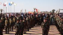 Cenazeyên şehîd Nûjiyan û El-Idlibê li Tebqayê hatin veşartin