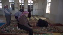 Efrîniyên li Şehbayê dimînin mizgefta ku DAIŞ`ê wêran kiribû, restore kirin