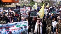 Jinên Tebqayê: Çeteyan kantona Efrînê kiriye dojeh