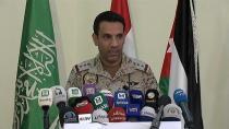 Koalîsyona Erebî bersiva 12 êrişên li dijî Riyadê da