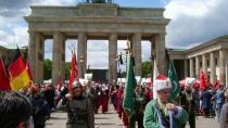Penaberên Tirk: Li Almanyayê 8 hezar sîxurên Erdogan hene