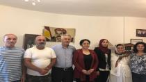 Weqfa Newroz serdana komele û partiyên Kurdan ên li Lubnanê dike