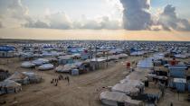 Rêveberiya kampa Holê tewanên girêdayî revandina malbatên DAIŞ'ê derewand