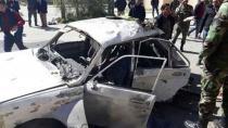 Li paytexta Şamê erebeyeke bombebarkirî teqiya