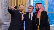 'Macron û Bin Selman li hev dikin ku El-Herîrî wekî serokê hukumeta Lubnanê destnîşan bikin'