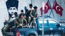 SOHR: Dewleta Tirk 850 çeteyên Sûriyê şandine Azerbeycanê