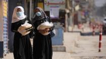 Li herêmên hikumeta Şamê 67 kesên din bi vîrusê ketin û 3 jî mirin