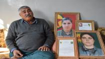 Bavê 2 şehîdan: PKK dilê gelê Kurd e