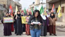 Dayikên gerîla êrişên dagirkeran ên li ser Bakur û Rojhilatê Sûriyê şermezar kirin