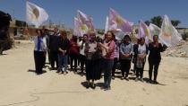 Êzidiyên Efrînê guhartina demografiyê li Efrînê şermezar kir