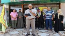 Partiyekî siyasî: Hikumeta Şamê xwe ji berpirsyariya rewşa Sûriyê dide alî