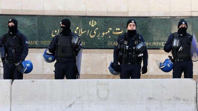 МИД Ирана опроверг сообщения турецких СМИ о закрытии своего посольства в Анкаре