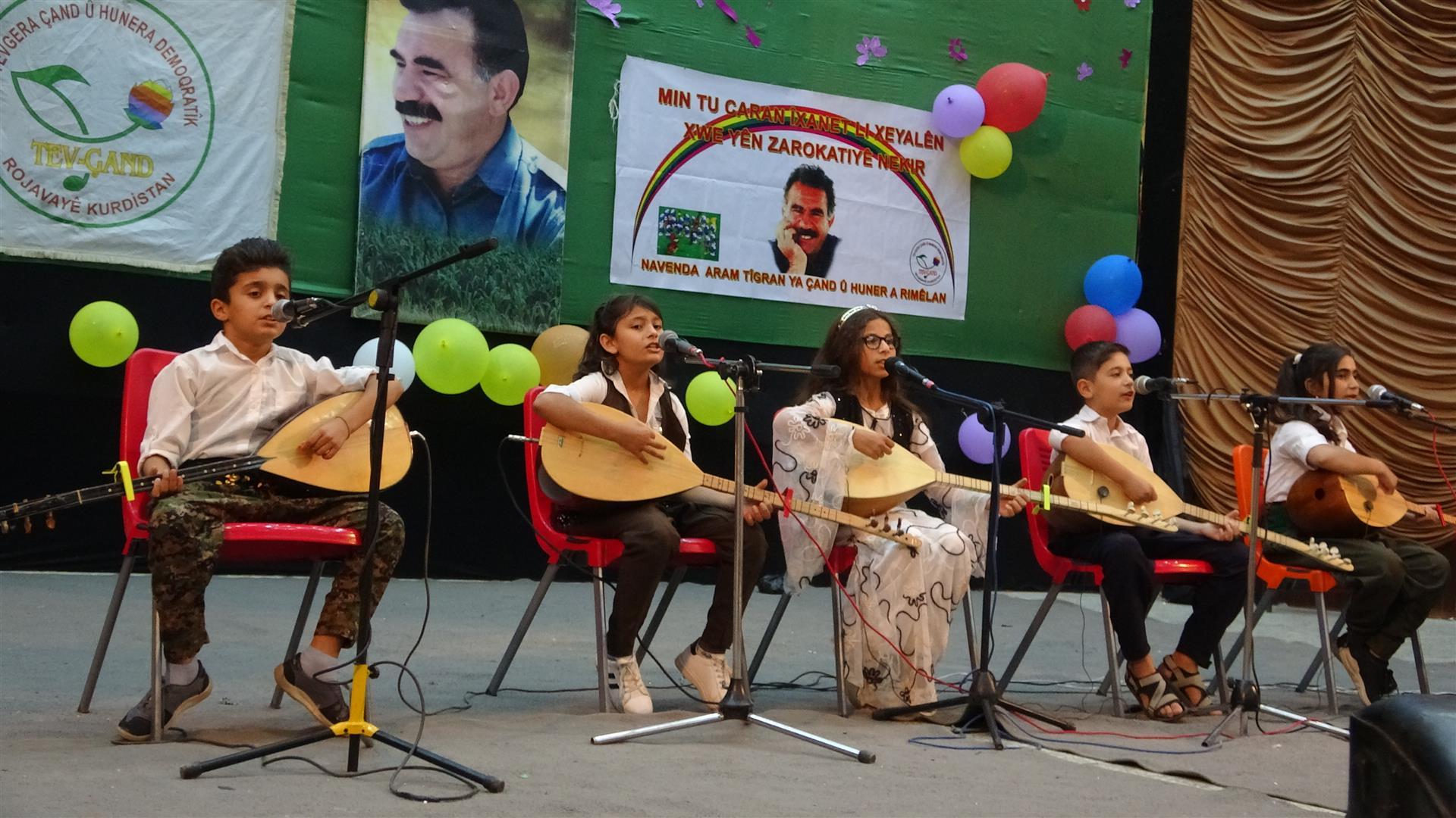 Центр Арама Тиграна поздравляет участников IV-ого Фестиваля детского творчества