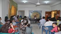 Литературный вечер организован в Кобани