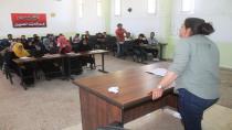 В Ракке стартовали новые учебные программы