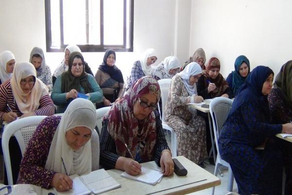 Şam'da Kürtçe dersleri başladı