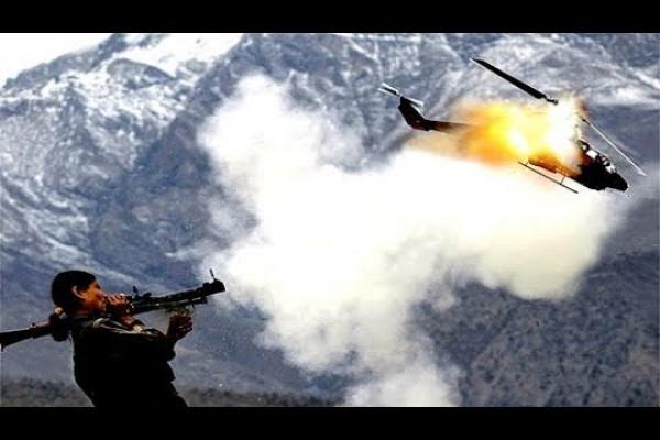 HPG: Türk ordusuna ait Skorsky helikopter darbelendi