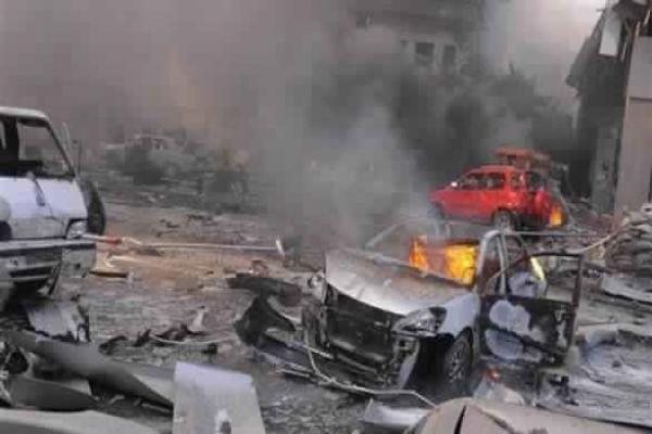 Raî'de patlama: 8 ölü, 7 yaralı