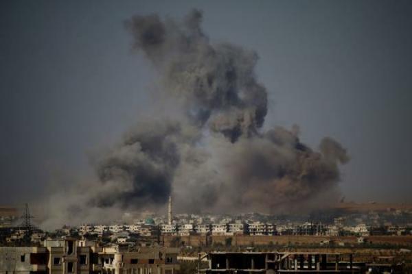 SOHR: 'Silahsız bölgede' 7 ayda 4 bin 665 sivil öldü