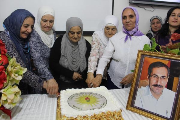 Lübnan'da Newroz Vakfı'nın kuruluş yıldönümü kutlandı