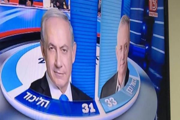İsrail'de seçimler sona erdi: Anketlere göre Netanyahu kaybetti