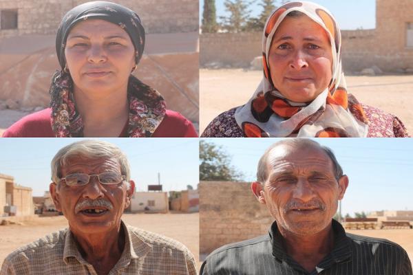 'Efrîn'i istiyoruz, yardım değil'