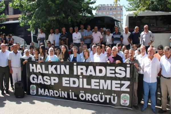 Mardin'de direniş sürüyor: Özgürlük yolunda ilerliyoruz