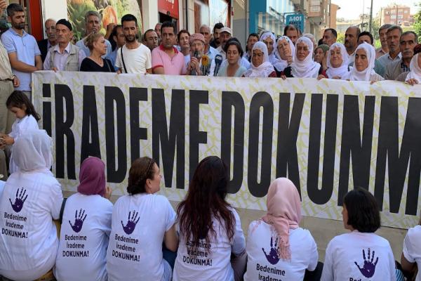 Amed'de direniş 32'nci gününde devam ediyor