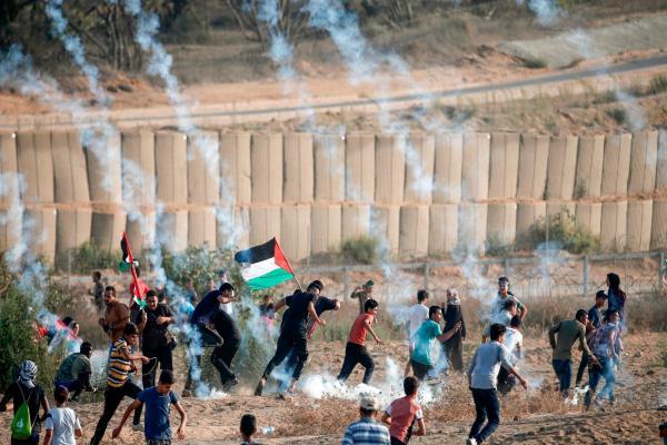 İsrail askerleri 74 Filistinliyi yaraladı