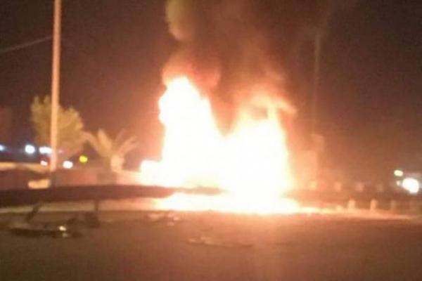 Irak ordusuna ait kontrol noktasında patlama: 9 ölü, 6 yaralı