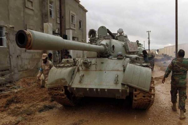 Libya'da, Türkiye ve Katar destekli çetelere kapsamlı operasyon