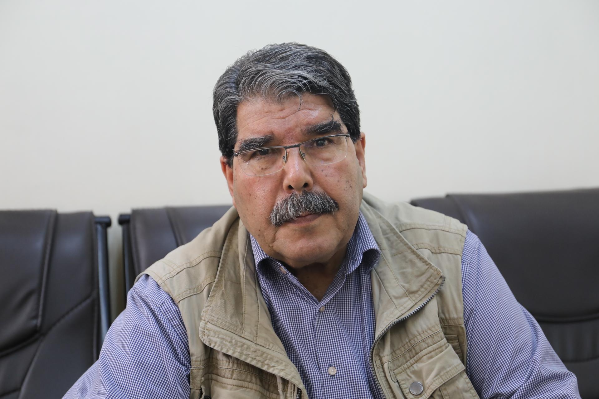 Salih Müslim: Türkiye Idlib'deki çeteleri Efrin'e göndermek istiyor