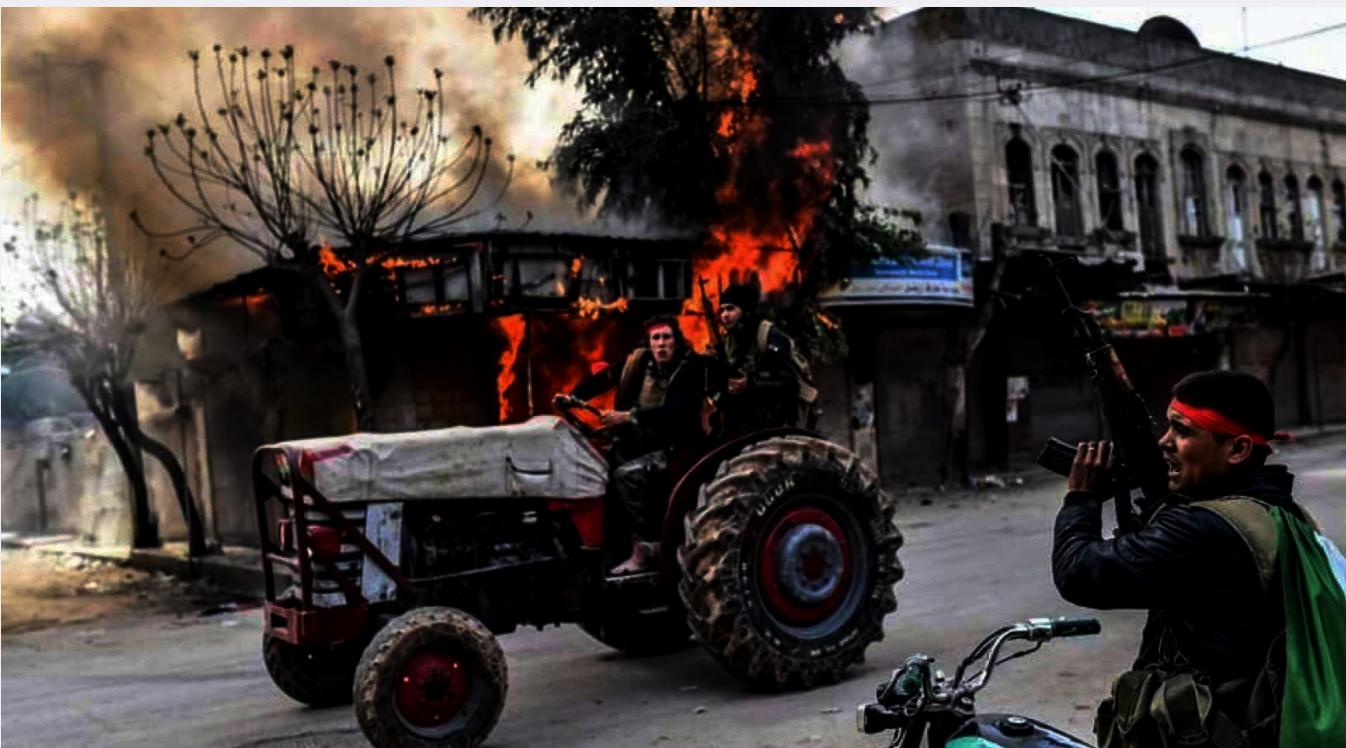 Efrîn'deki hak ihlalleri, talan ve bölme siyaseti 1