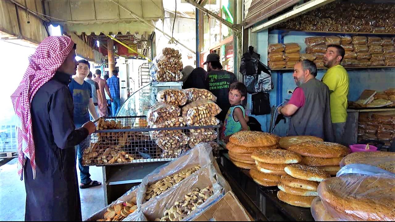 Tebqa'da Ramazan yoğunluğu