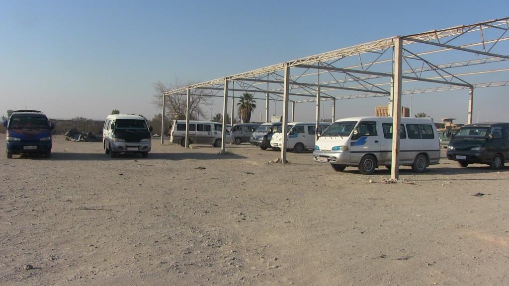 Reqa belediyesinden ulaşım hizmeti