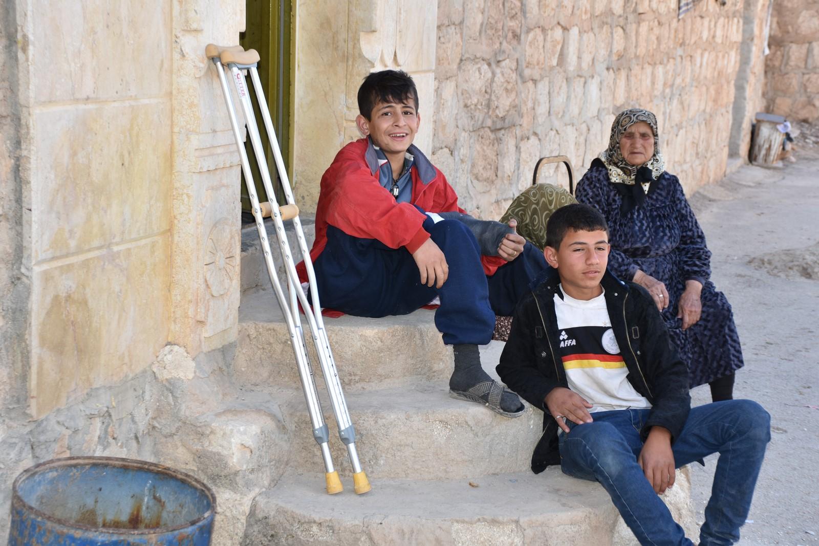 Kalo ailesi işgalcilerin vahşetinin kurbanı oldu