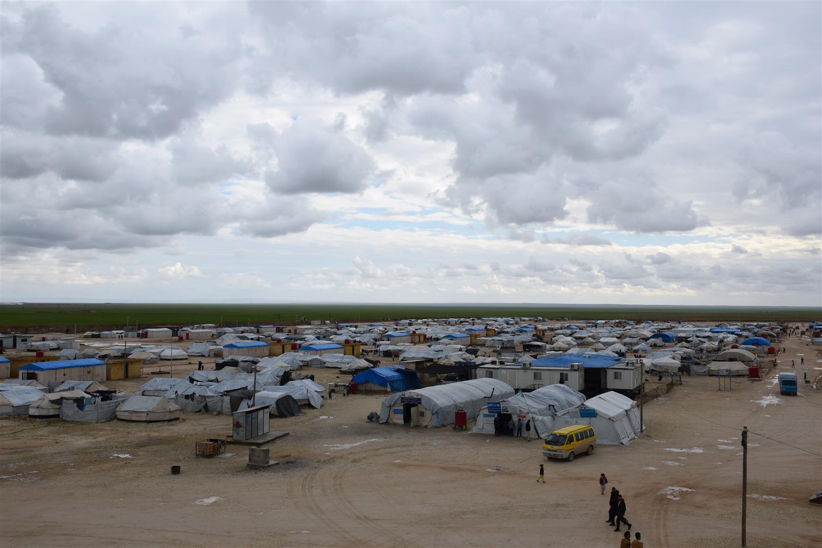 Mebruka Kampı'nda önemli adımlar