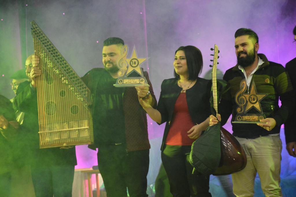 Rojava Solo Enstrüman Festivali sona erdi