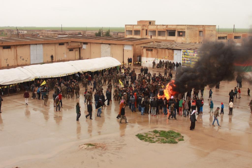 Til Hemis halkı QSD'nin zaferini kutladı