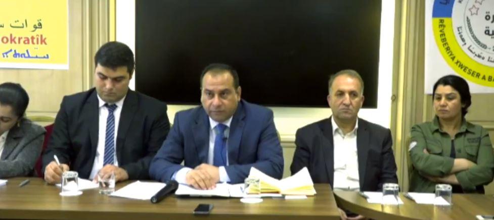 El Mehbaş: Macron Özerk Yönetim'e desteklerini belirtti - YENİLENDİ