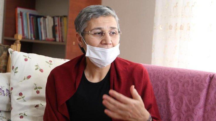 Leyla Güven'in açlık grevi eylemi 164'üncü gününde