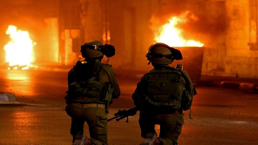 İsrail ordusunun saldırılarında 21 Filistinli yaralandı