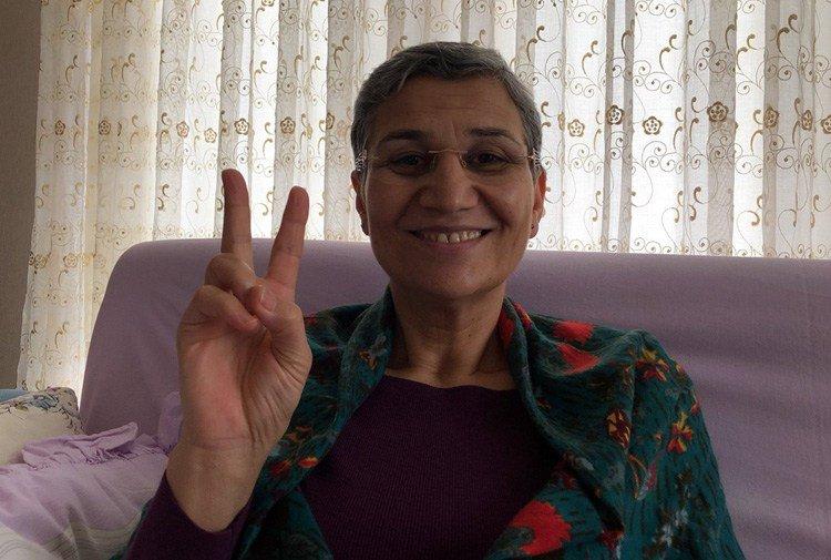 Leyla Güven'in eylemi 193'üncü, ölüm orucu 20'nci gününde